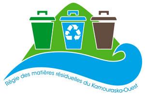 logo - Régie matières résiduelles du Kamouraska-Ouest