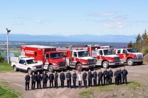 Régie en protection des incendies Kamouraska Ouest - pompiers